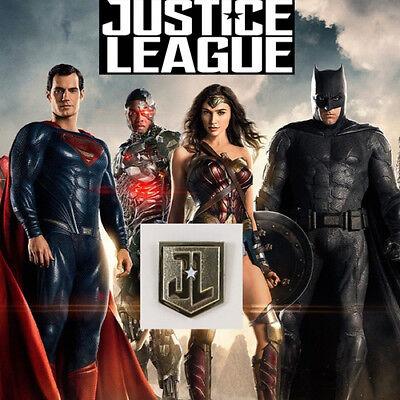 DC Comics Justice League Metal Pin