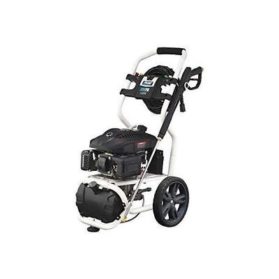 Pulsar 3100 PSI Gas-Powered Pressure Washer with Electric Push Start & Soap Tank