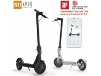 Brand New Xiaomi M365 Electric Scooter In Black - Original Packaging