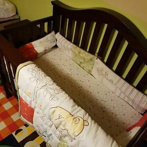 CRIB BEDDING/literie pour bébé