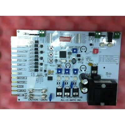 All-O-Matic Control Circuit Board SL-100 SL-150 SW-300 SW-350 UPGRADE BOARD