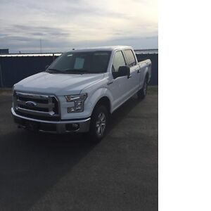 """2015 Ford F-150 4WD SuperCrew 157"""""""