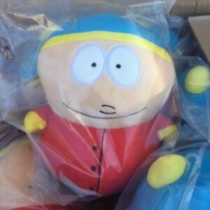 Kidrobot South Park Phunny Cartman Plush Figure NEW Toys Plushies