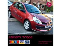 Renault Clio Expression AC 1.4 3dr - New MOT - Great Price!!!