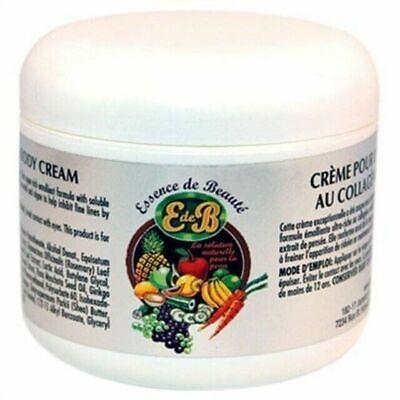 Essence de Beaute Collagen & Vitamin E Face Cream 4oz