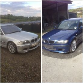 Bmw e46 330d breaking M sport