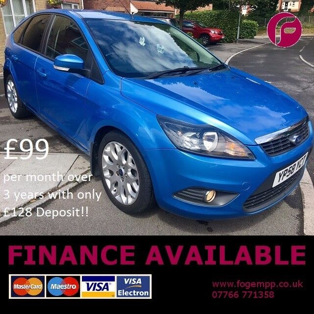 Ford Focus Zetec Climate Exterior Pack - Great Service History - Super Specification & Styling