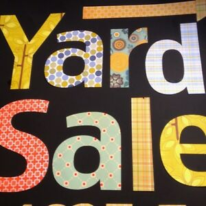 Two Family Yard Sale Lots of Stuff for Everyone..Come Check it o