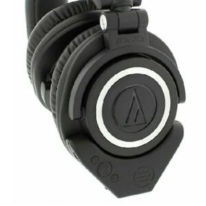Audio Technica ATH-M50X Headphones + BAL-M-50X bluetooth adapter