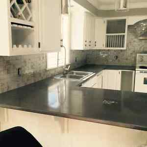 Beautiful 2 bedroom Top Floor Flat Near Halifax Commons