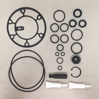 A/c Compressor Free Oil (GM V5 A/C Compressor Reseal Kit w/Shaft Seal, O-rings & Install Tool  FREE OIL )