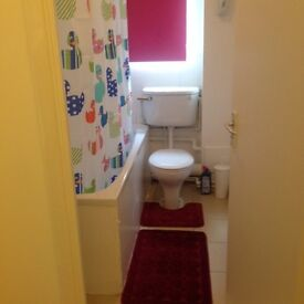 Studio Plus Full Furnished, Sitting Room,Separate Bed area,Kitchen and Bathroom in Northolt £875