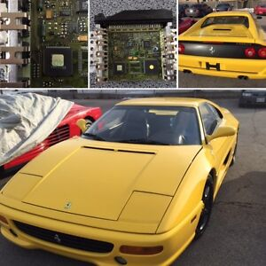 Ferrari 355 Engine Perfoemance Software Upgrade