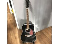 Vintage JHS Handmade Acoustic Guitar