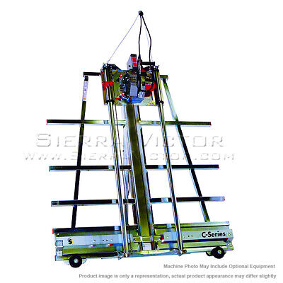Safety Speed Cut 120v Vertical Panel Saw C4