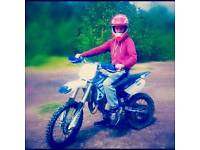 Yz 85 big wheel 2012