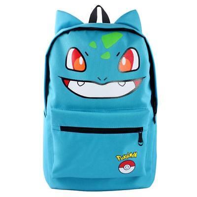 Pokemon Backpack  Charmander/Squirtle/Bulbasaur cute backpacks school bag for ki - Pokemon Backpacks For School