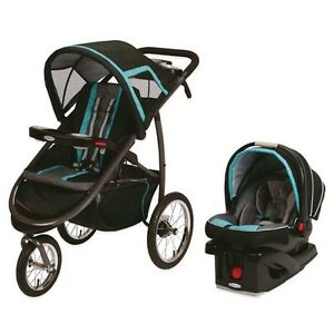 Graco® FastAction™ Fold Jogger Click Connect™ Travel System