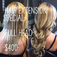 •Nano Link Hair Extensions Special•