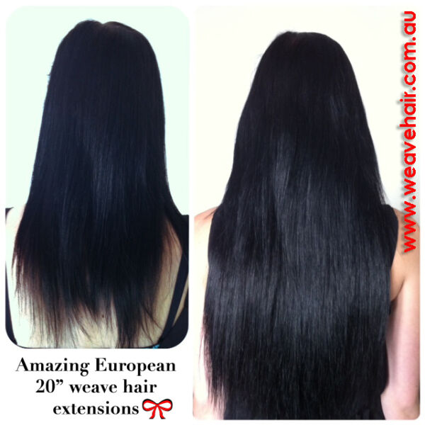 329 Weave Microbead Hair Extensions Melbourne No1 European Hair