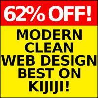 Start on your website or idea today! 62% OFF! 416 458-1415