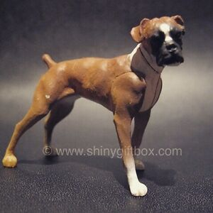 Dollhouse Miniature Dog / Puppy - Giant Boxer Carrum Kingston Area Preview