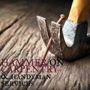 Carpentry handyman services