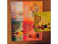 Set of 5 Alfie Books