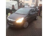 Vauxhall corsa 63 plate only 23k