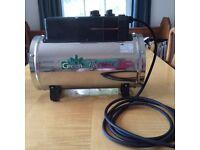 Phoenix Bio Green greenhouse heater 230V 50Hz 2800W