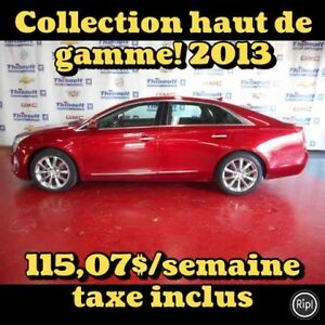 2013 CADILLAC XTS SEDAN COLLECTION HAUT DE GAMME