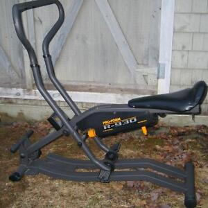 Pro Form R-930 Upright Rowing Machine /  Recliner