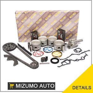 Fit Nissan 720 & Hardbody 2.4 Z24 Engine Rebuild Kit