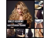HAIR EXTENSION COURSES 1OR 2 DAYS, FULL PRO KIT INCLUDED FREE