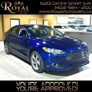 2013 Ford Fusion SE w/ BLUETOOTH, HEATED SEATS, BACK UP CAM