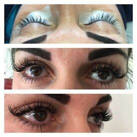 Eyelash technician, fully qualified & insured 💕