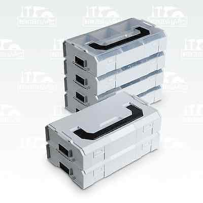 Bosch Sortimo L-Boxx Mini 10St. im Set innovatives Transportsystem