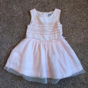 Girl's 2T TAHARI Dress  Excellent Condition!