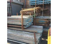 Kwikstage Scaffolding - Sale of Quickstage scaffold - uplift or delivered