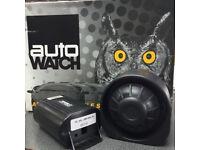 Alarm System car van motorhome Autowatch 695