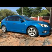 2012 sri Holden Cruze petrol turbo Meadow Heights Hume Area Preview