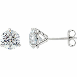 Dazzling Set of Diamond Earrings from Squitti's