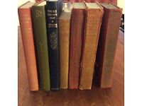 Vintage Charles Dickens Collection