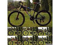"""2016 Giant Atx Mountain bike """"NEW"""" boxed 26""""1.95 Medium Size"""