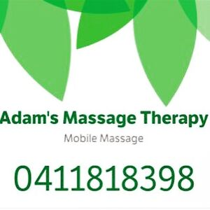 Adam's Massage Therapy Hawthorn East Boroondara Area Preview
