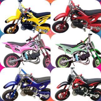 Crazy Xmas Deals 50cc Moto RRP $400 now $299
