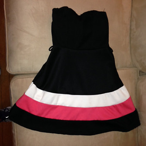 ladies strapless dresses $20 each