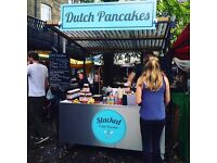 FT and PT positions - SouthBank Christmas Market and Dutch Pancakes stall Camden Lock