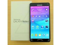 Samsung galaxy Note 4 32gb unlock