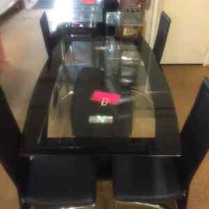 5 PCs dinette set brand new regular $1499 Now 1149 Regina Regina Area image 2